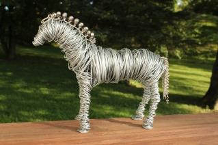 Draft Horse Sculpture, Various Bird Sculptures, Hand 012