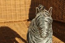 Draft Horse Sculpture, Various Bird Sculptures, Hand 021