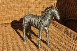 Draft Horse Sculpture, Various Bird Sculptures, Hand 030
