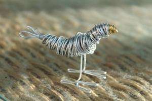 Draft Horse Sculpture, Various Bird Sculptures, Hand 056