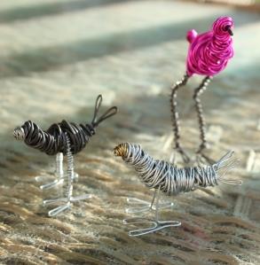 Draft Horse Sculpture, Various Bird Sculptures, Hand 075 - Copy