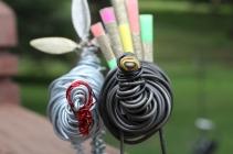 Piggy Finish & Black Turkey Sculpture 037