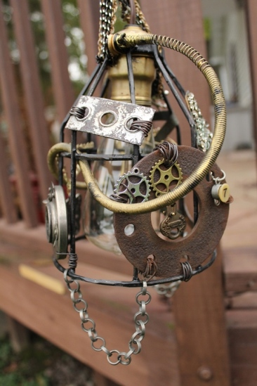 Steampunk Lamp 008 - Copy