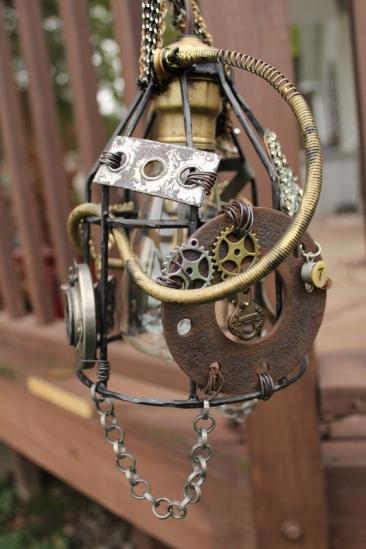 Steampunk Lamp 008 - Copy