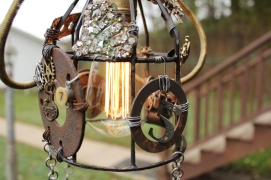 Steampunk Lamp 011 - Copy