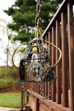 Steampunk Lamp 033 - Copy