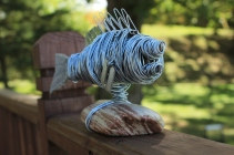 Fish Sculpture 058