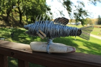 Fish Sculpture 064