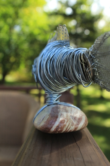 Fish Sculpture 084