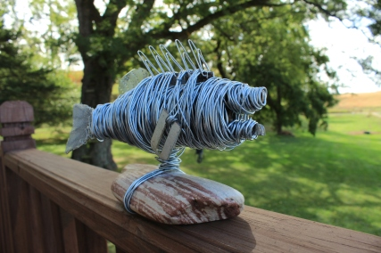 Fish Sculpture 099