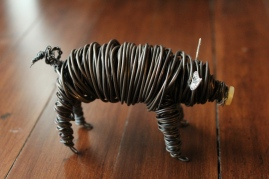 Commission Pig Sculpture (2 pig sculpts.) 008 - Copy