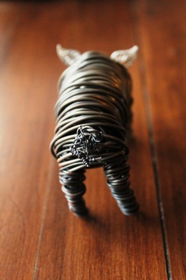 Commission Pig Sculpture (2 pig sculpts.) 010 - Copy