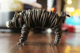 Commission Pig Sculpture (2 pig sculpts.) 014 - Copy