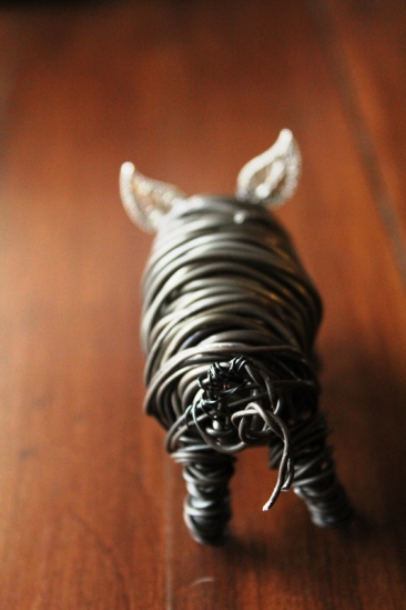Commission Pig Sculpture (2 pig sculpts.) 023 - Copy