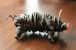 Commission Pig Sculpture (2 pig sculpts.) 024 - Copy