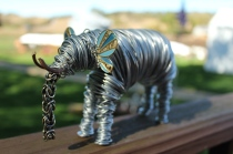 Sculptures, Bug and Elephant 039 - Copy
