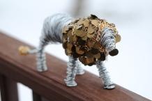 Lion sculpture finished 003 - Copy