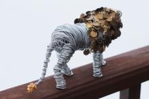 Lion sculpture finished 004 - Copy