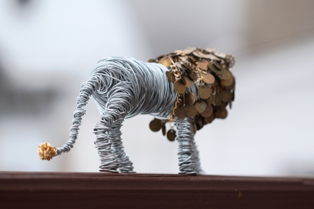 Lion sculpture finished 036 - Copy