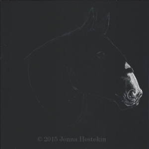 Draft Horse WIP - CR
