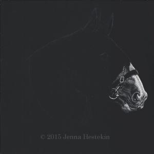 Draft Horse WIP 2 - CR