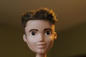 Doll 9 B