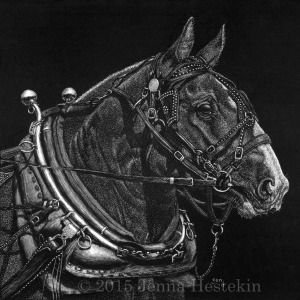 Draft Horse Finished CR