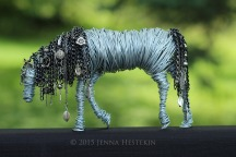 Blue Roan Gypsy Vanner Sold