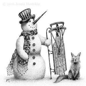 Snowman CR